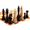 Chessman 2-up Steel Template Set