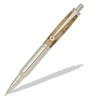 30 Caliber Bullet Cartridge Chrome Click Pen Kit