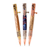 3 Statue of Liberty Flag Bolt Action Pen Kit Starter Set