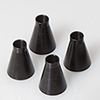4 Piece Cone Bushing Set for Slow Speed Blank Drying System