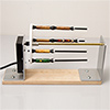 Blank Drying System Combo Package: Includes the Single Mandrel System and Gang Drying Accessory