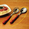 Stainless Steel Shell Spoon Kit