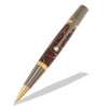 Majestic Squire Gold TN & Black TN Ballpoint Twist Pen Kit