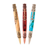 3 Nautical Twist Pen Kit Starter Set