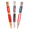 3 American Patriot Twist Pen Kit Starter Set