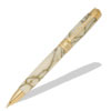 Princess 24kt Gold with Clear Stones Pen Kit