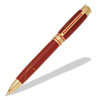 Princess 24kt Gold with Red Stones Pen Kit