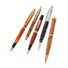 7mm Pen Kit Bundle V2: 8 Pen Kits and 3 sets of FREE Bushings and 1pk of Cocobolo Blanks