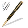 Tycoon 24kt Gold Pen Kit Starter Package