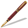 Tycoon 24kt Gold Rollerball Pen Kit
