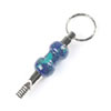 Keyring Whistle Kit CHROME