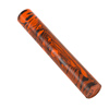 M3 Titanium Glow Red and Black 3/4 in. x 3/4 in. x 5 in. Pen Blank
