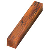Spalted Tamarind Orange 3/4 in. x 3/4 in. x 5 in. Pen Blank