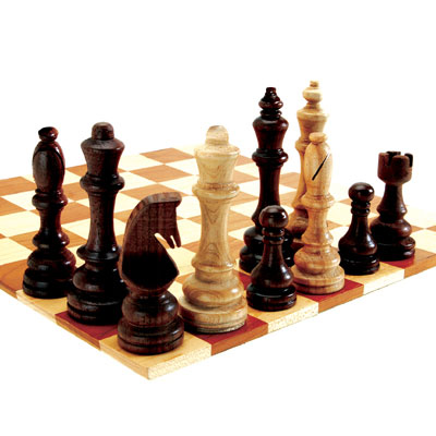 Chessman 2-up Steel Template Set