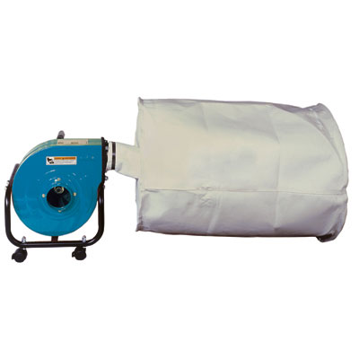 1HP Economy Portable Dust Collector