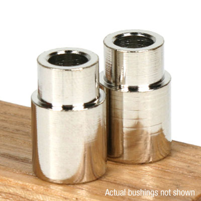 2 Piece Bushing Set for Majestic Squire Pen Kit