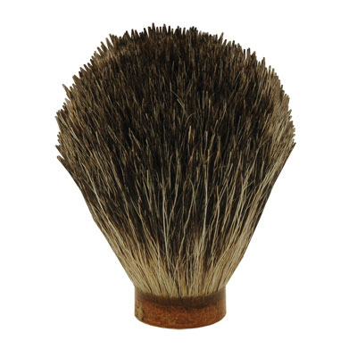 A Grade Mixed Badger Hair Shaving Brush (20.5mm base) Standard Quality