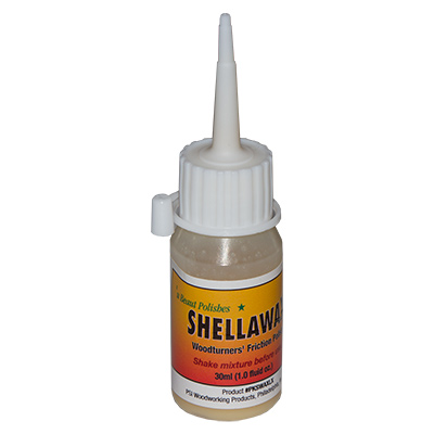 Shellawax Liquid: 1 oz  Sampler