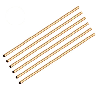 10 inch 10mm Pen tubes - Pack of 6