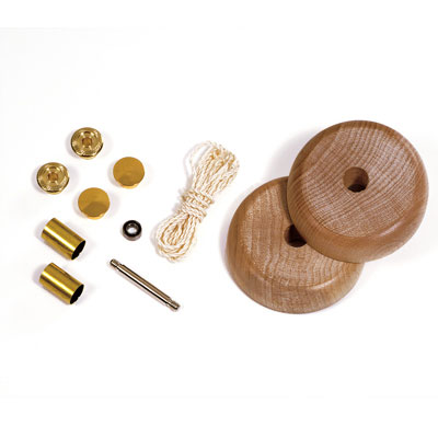 Complete Ball Bearing Yo-Yo Components Kit