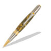 Broadwell Art Deco Gold TN and Black T/N Ball Point Pen Kit