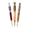 3 American Patriot Rollerball Pen Kit Starter Set