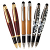 6 Mini Touch Stylus Twist Pen Variety Pack