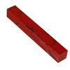 Tru Stone Red Jasper 3/4 in. x 3/4 in. x 5-1/2 in. Pen Blank