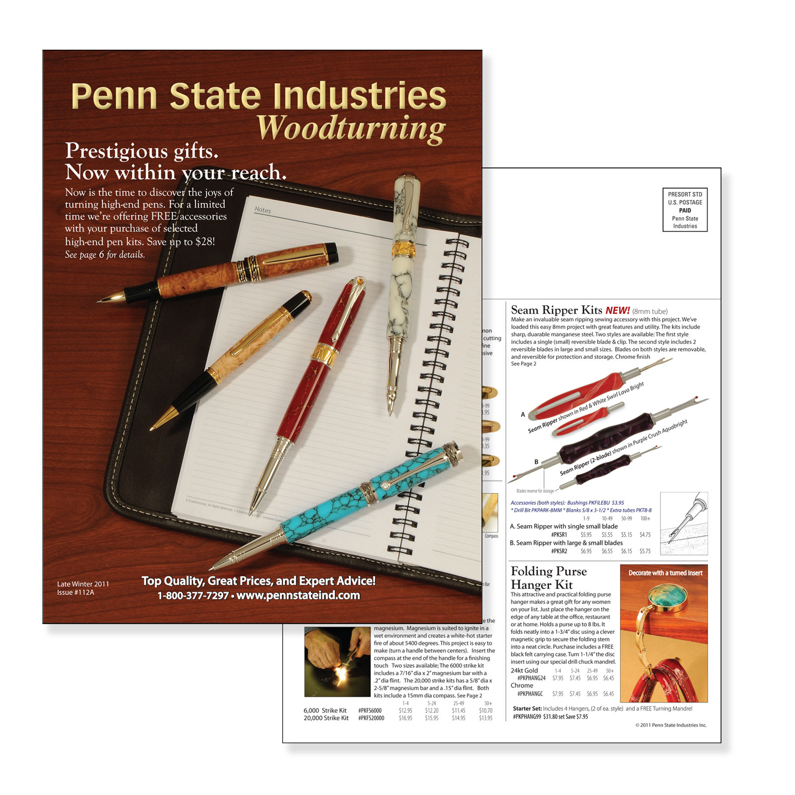 Family owned and operated since , Penn State Industries has been assisting woodturners across the country for decades. When you want the best value, service and selection shop kinoframe.ga or call to place an order or to request a free catalog or free Pen Making DVD.