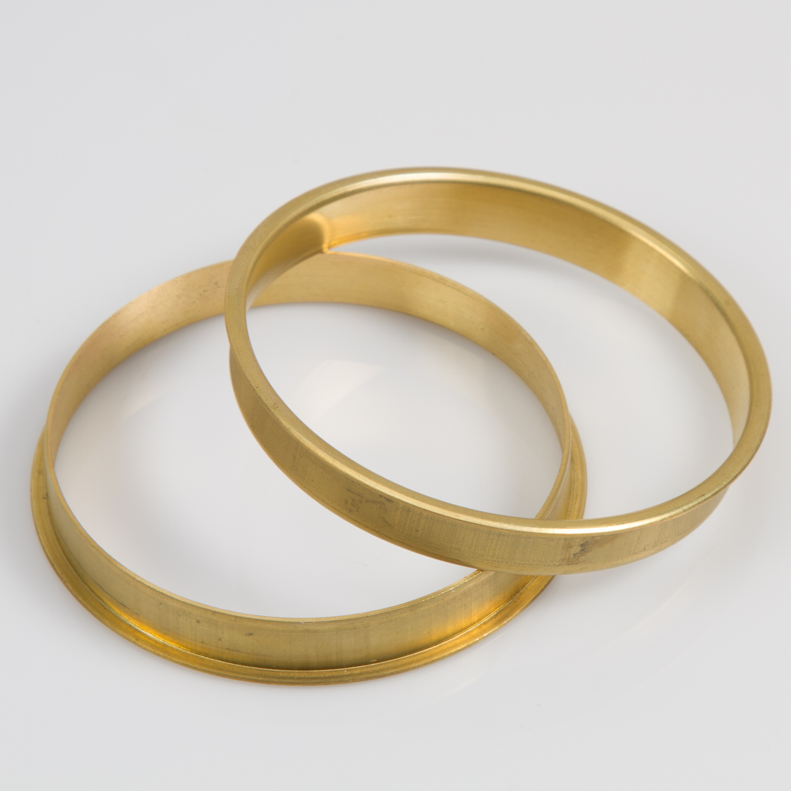 brass bangle bracelet kit size 8 at penn state industries