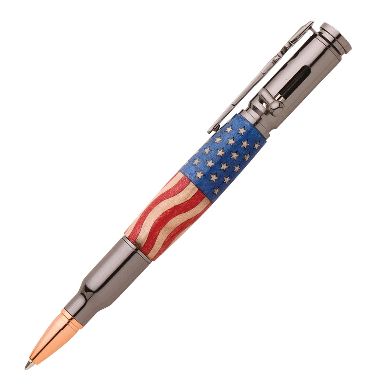 bolt action pen kit instructions