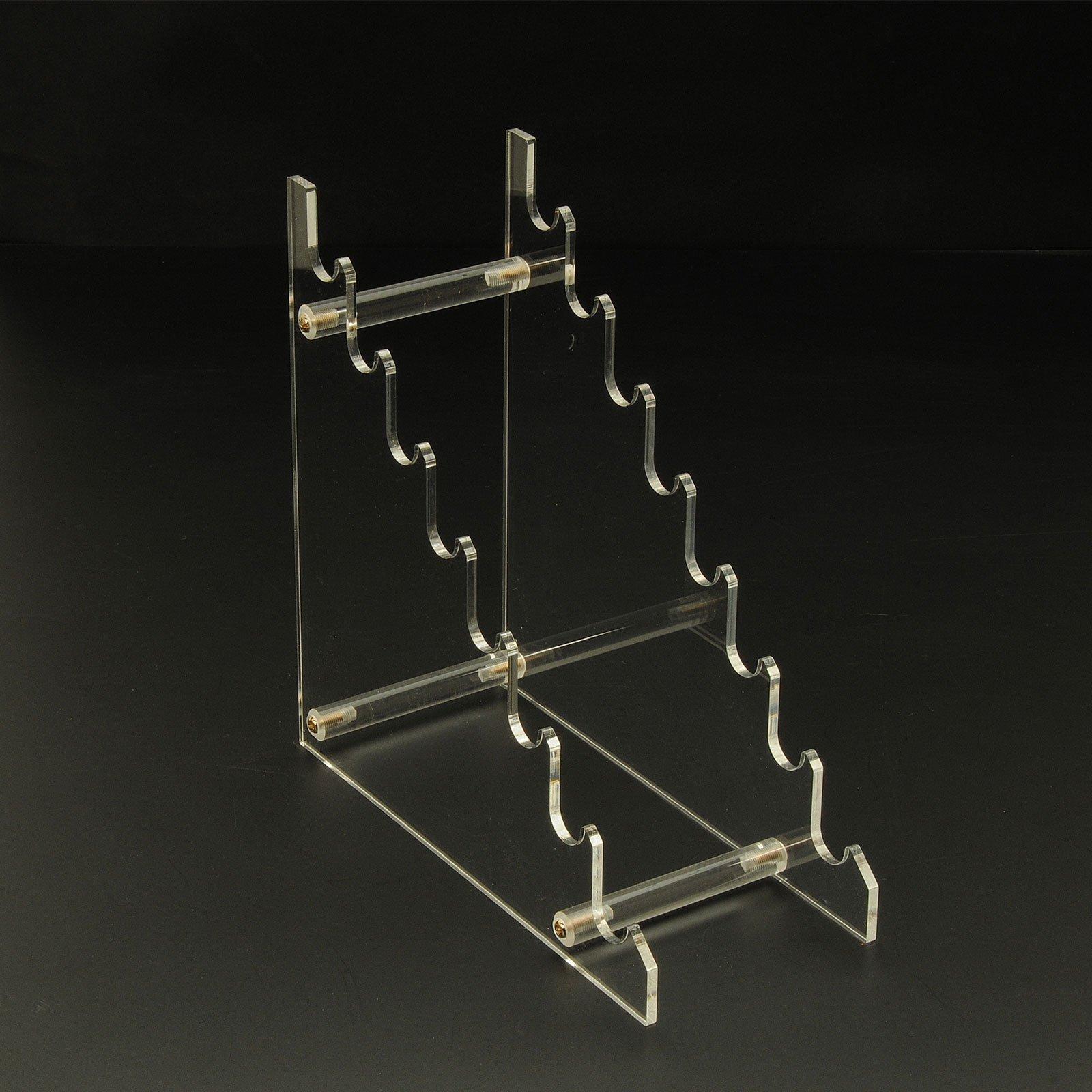 Acrylic Stand Designs : Pen horizontal premium acrylic display stand at penn
