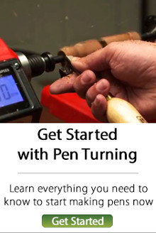 Get Started with Pen Turning