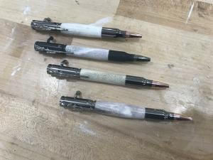 Bolt Action Pen Kits at Penn State Industries