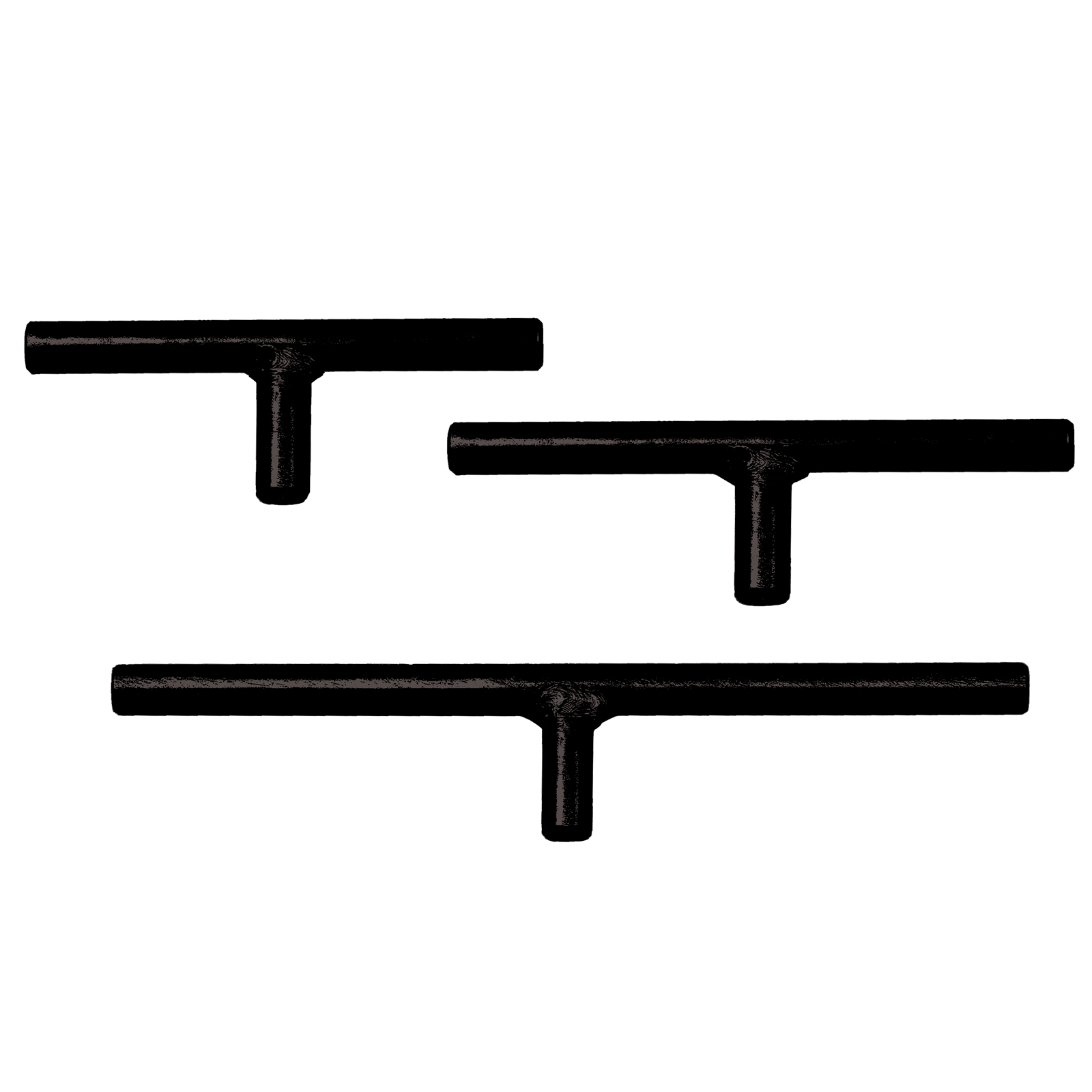 Solid Bar Tool Rest Set For Mini Lathes 3 Piece 58 In Post And