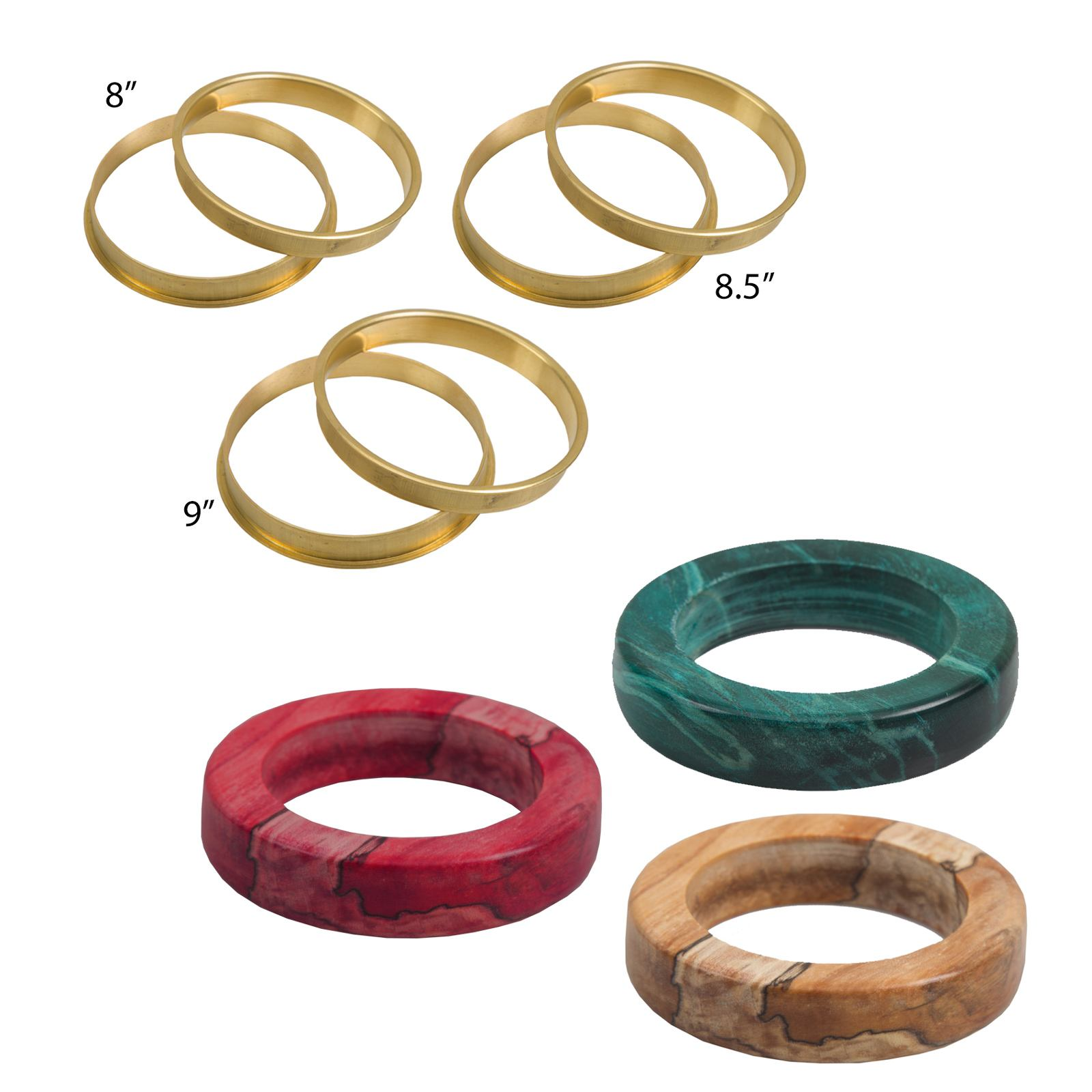 3 bangle bracelet kit and blank sler pack at penn state