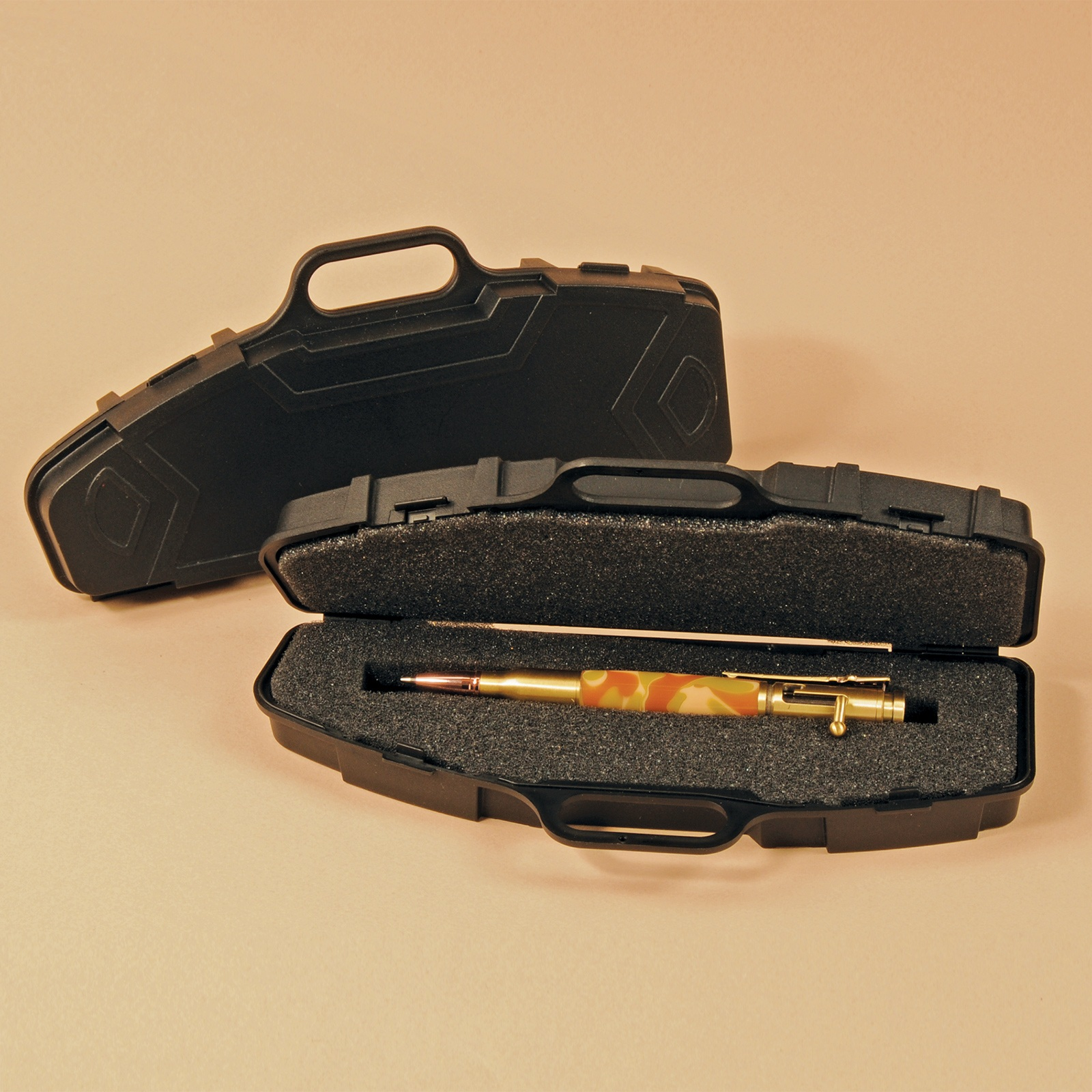 Rifle Case Pen Box in Black at Penn State Industries