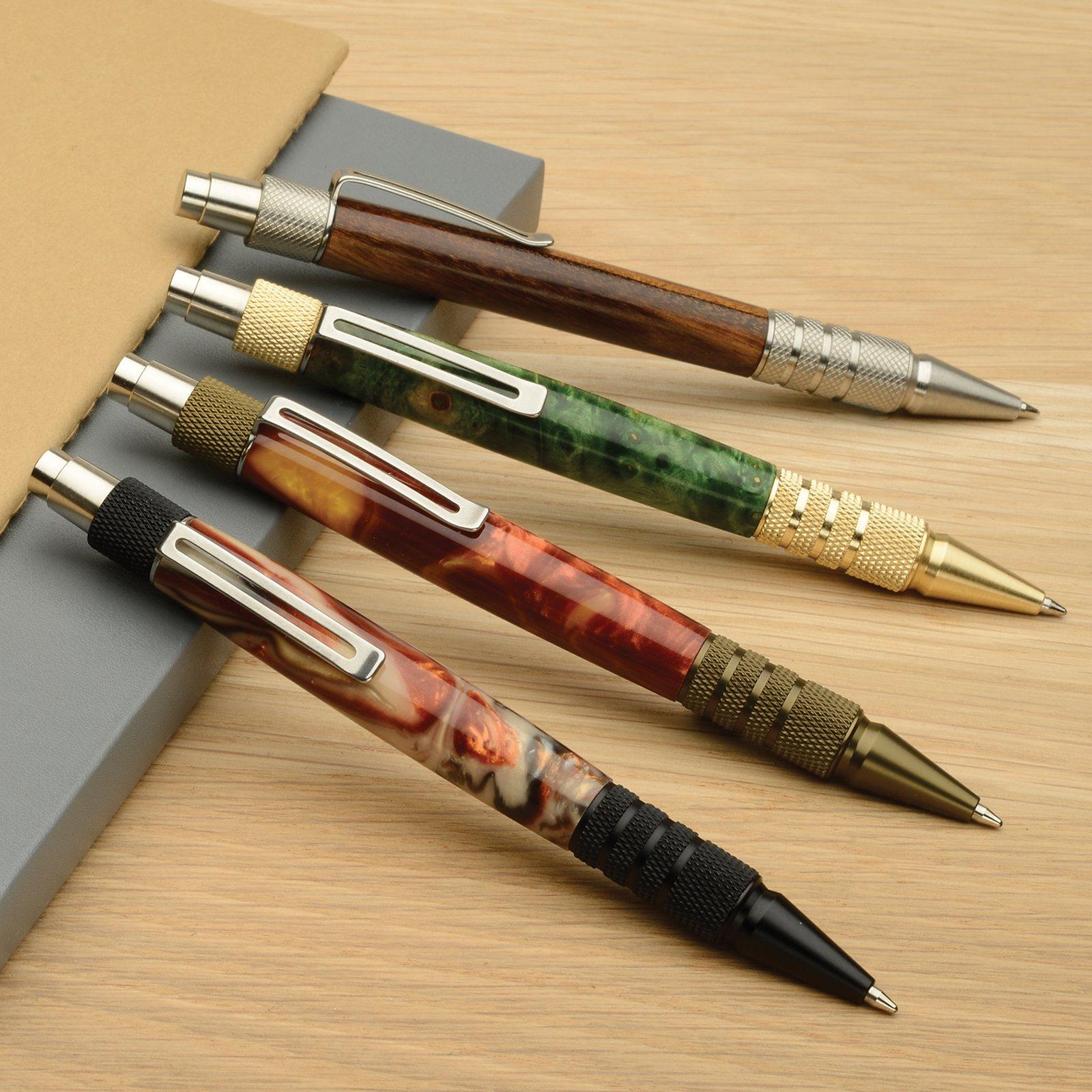 5 Duraclick Edc Pen Kit Starter Set