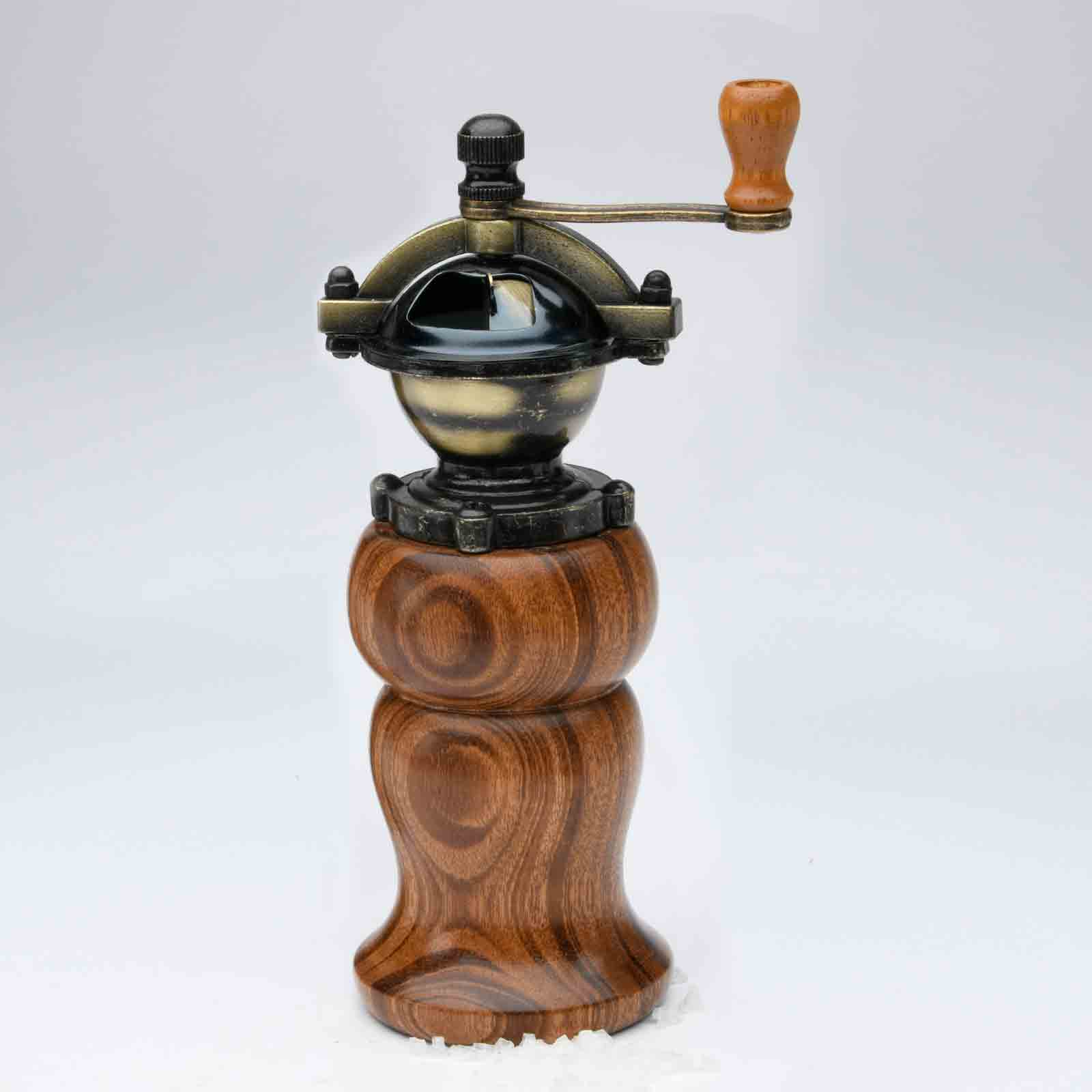 Ez Assemble Vintage Style Salt And Pepper Mill Mechanism In Antique Brass At Penn State Industries