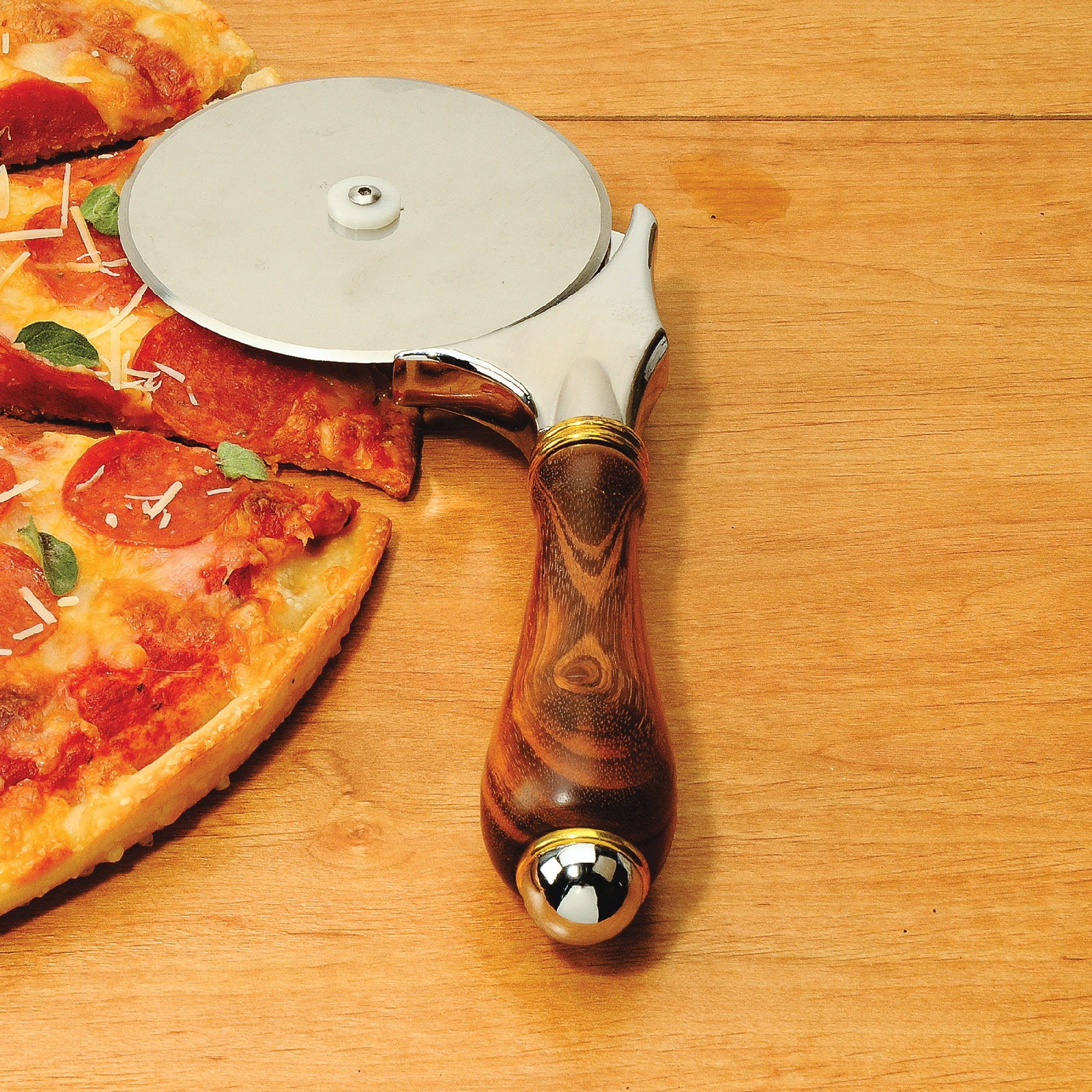 Pizza Cutter Kits at Penn State Industries