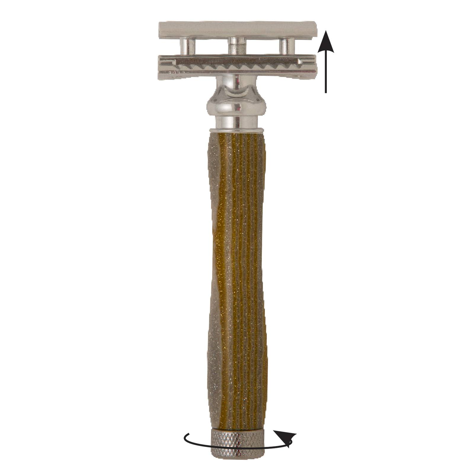 Speed Dial Safety Razor Kit At Penn State Industries
