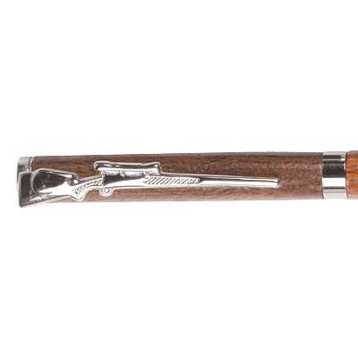 Hunters Rifle Clip in Chrome for Slimline/Comfort Pen Kits