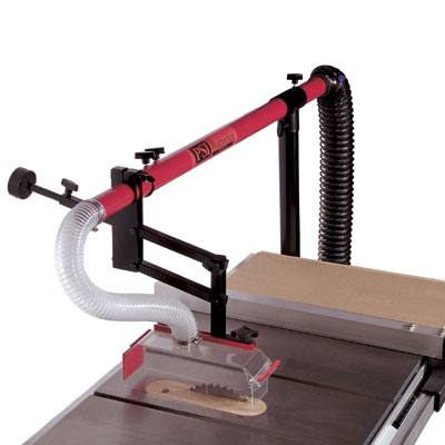Table Saw Dust Collection Guard